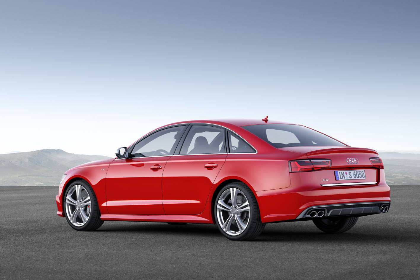 audi a6 and s6 range revised for 2015. Black Bedroom Furniture Sets. Home Design Ideas