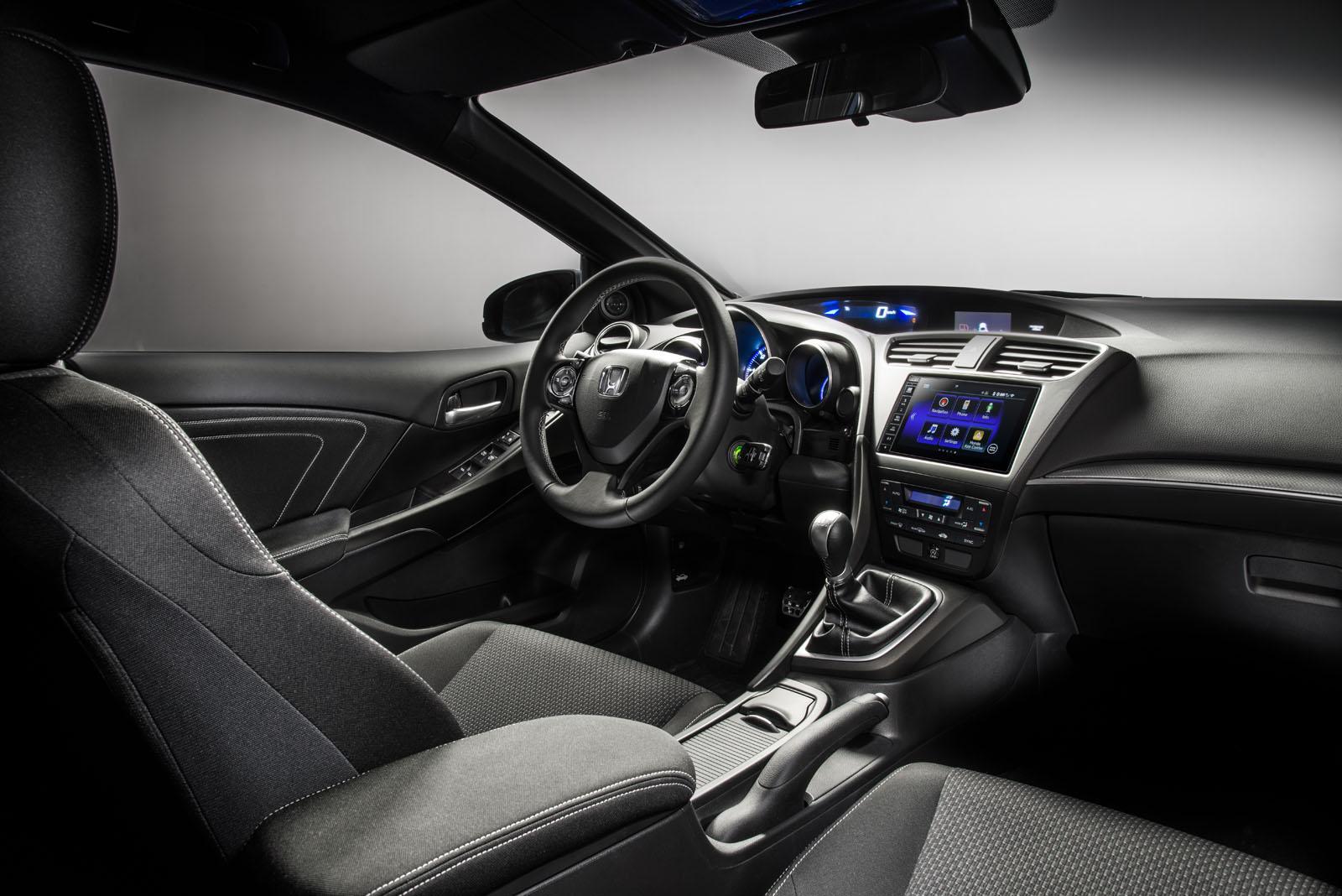 Updated 2015 Honda Civic Hatchback unveiled - ForceGT.com