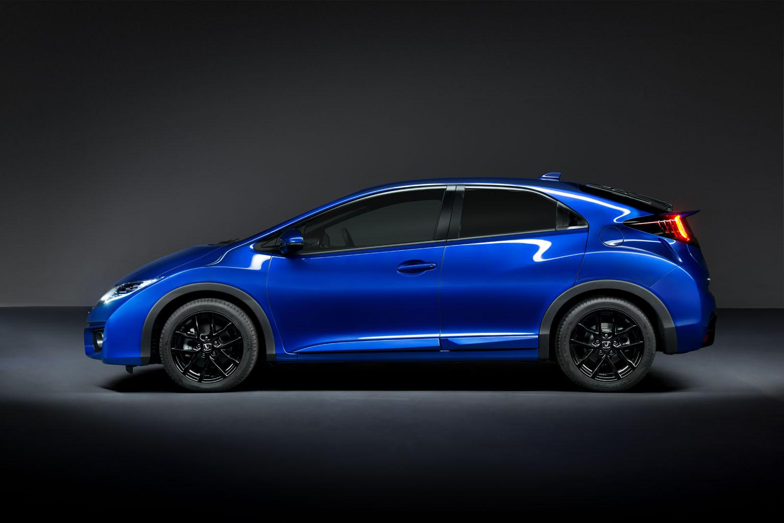 updated 2015 honda civic hatchback unveiled. Black Bedroom Furniture Sets. Home Design Ideas