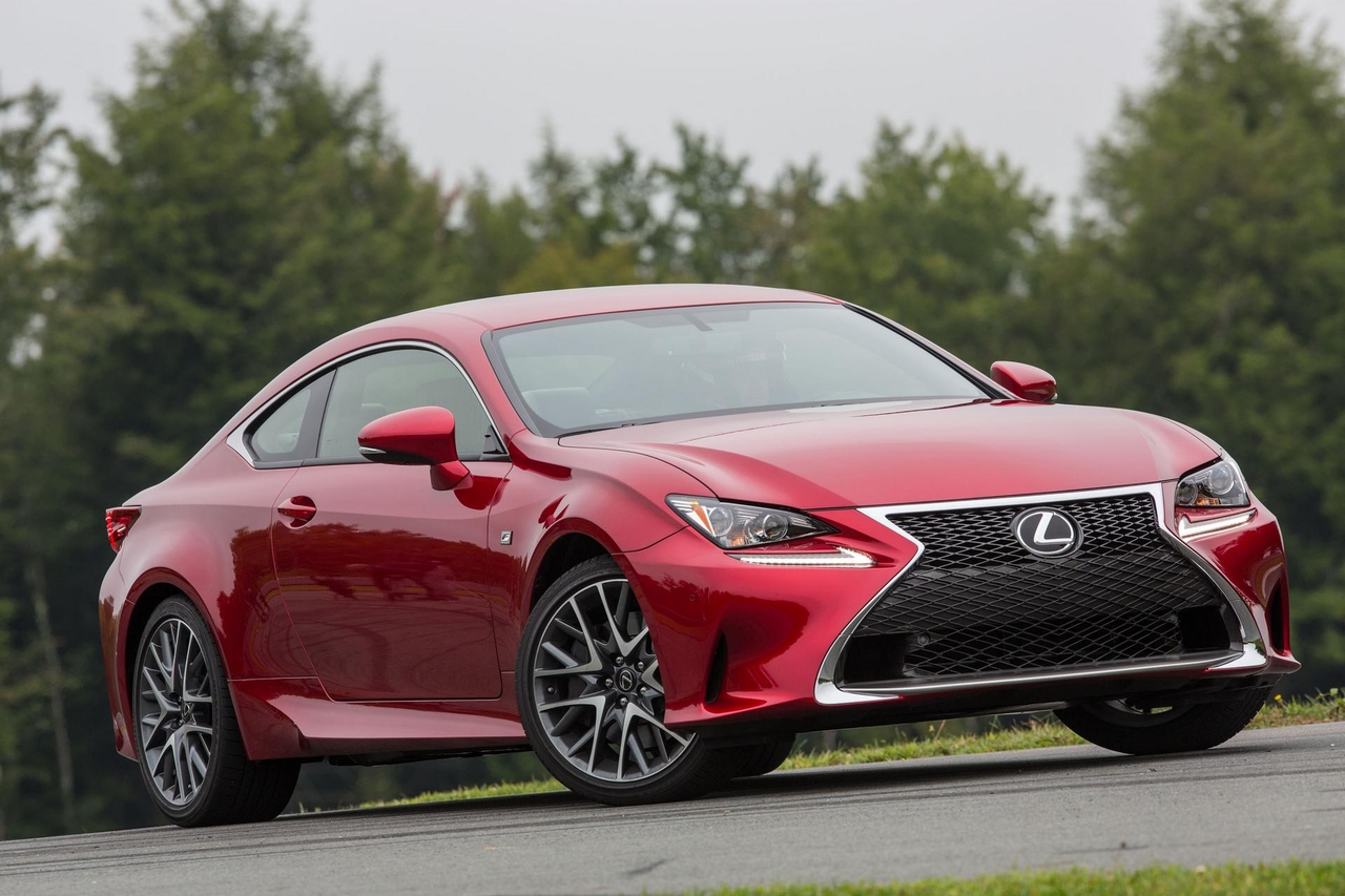in depth lexus rc 350 f sport what 39 s in it. Black Bedroom Furniture Sets. Home Design Ideas
