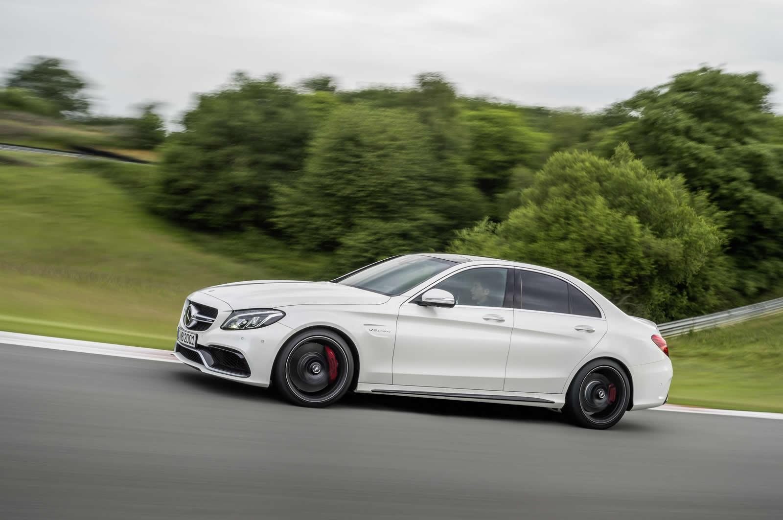 Mercedes cars news 2015 mercedes c63 amg on sale from for 2015 amg c63 mercedes benz