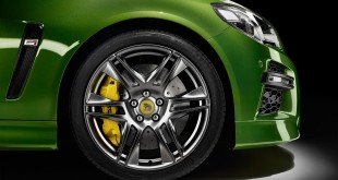 HSV GTS Maloo 20-inch alloys