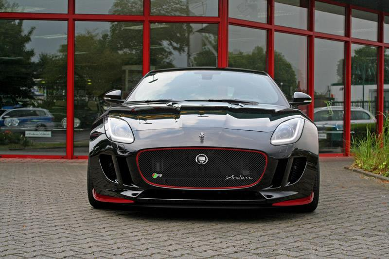 Jaguar Tuning F Type Gets Tweaked By Arden