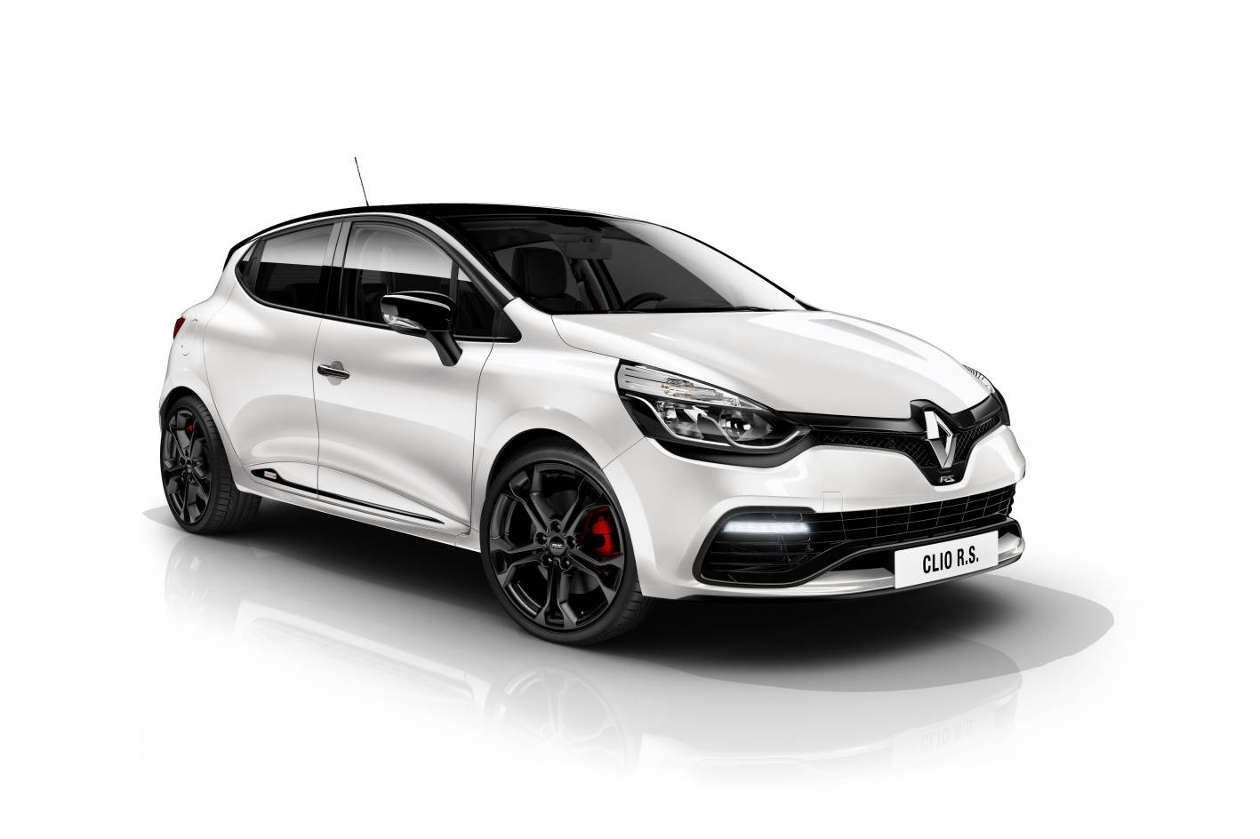 renault cars news renault releases clio r s monaco gp. Black Bedroom Furniture Sets. Home Design Ideas