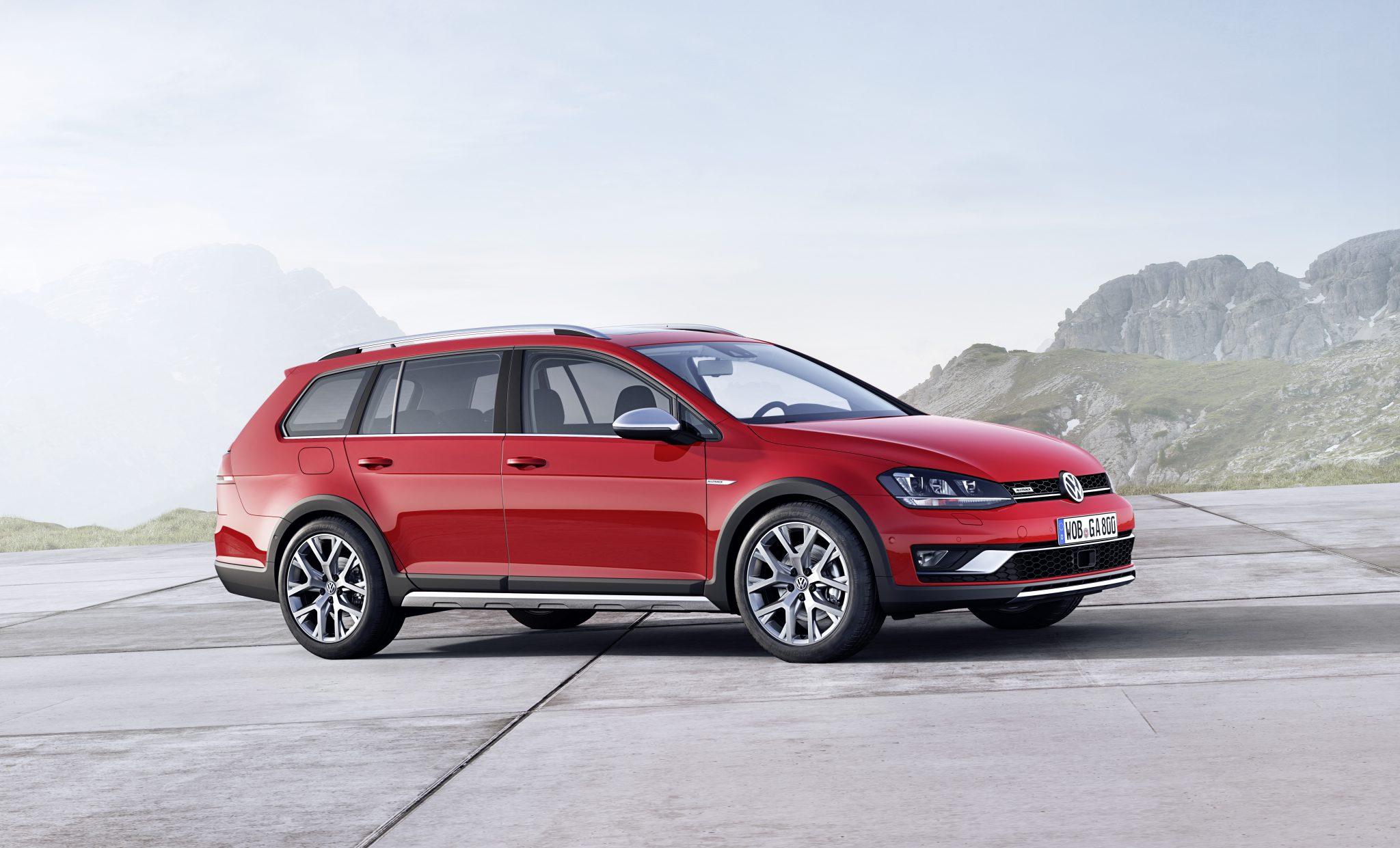 Volkswagen Cars News 2015 Golf Alltrack Confirmed For Oz