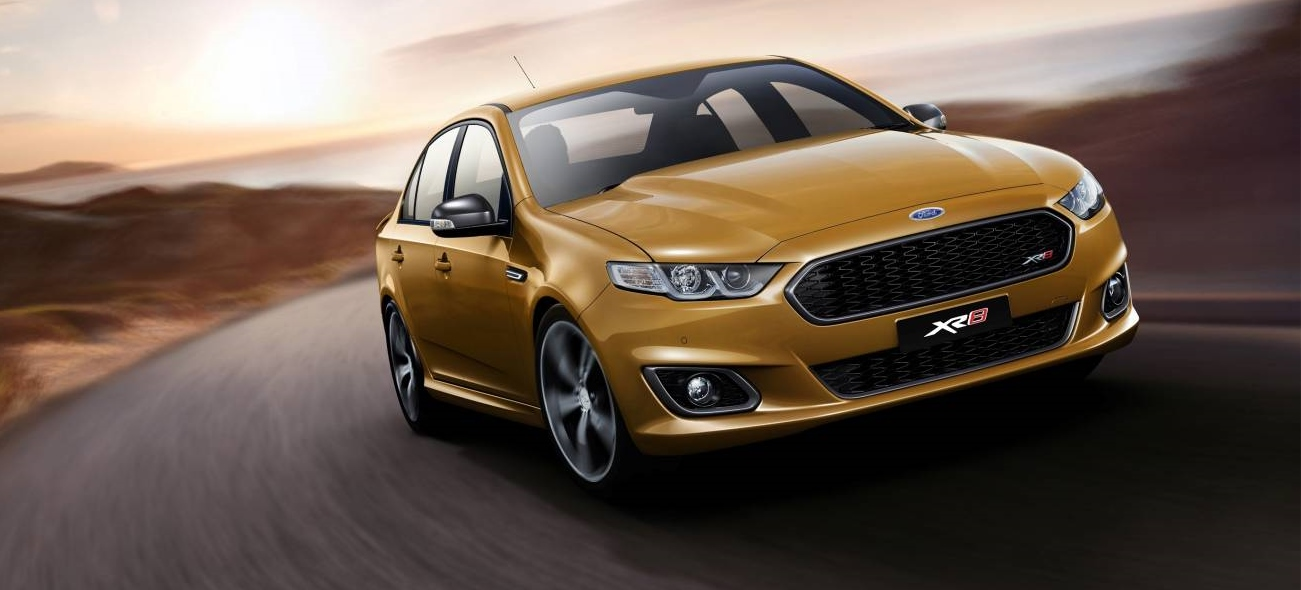 Ford Cars News 2014 Falcon Xr8 Sedan Priced From 52490