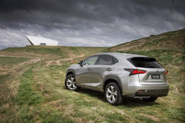 new car launches australia 2014Lexus Cars  News Lexus NX launched in Australia