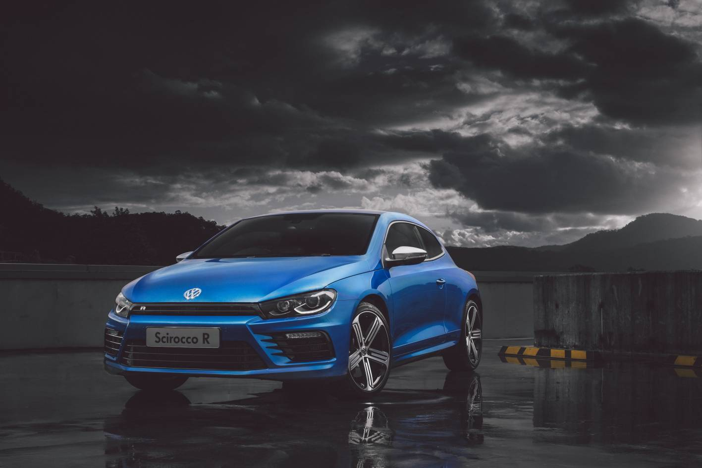 2015 Volkswagen Scirocco R on sale now. Pricing TBA ...