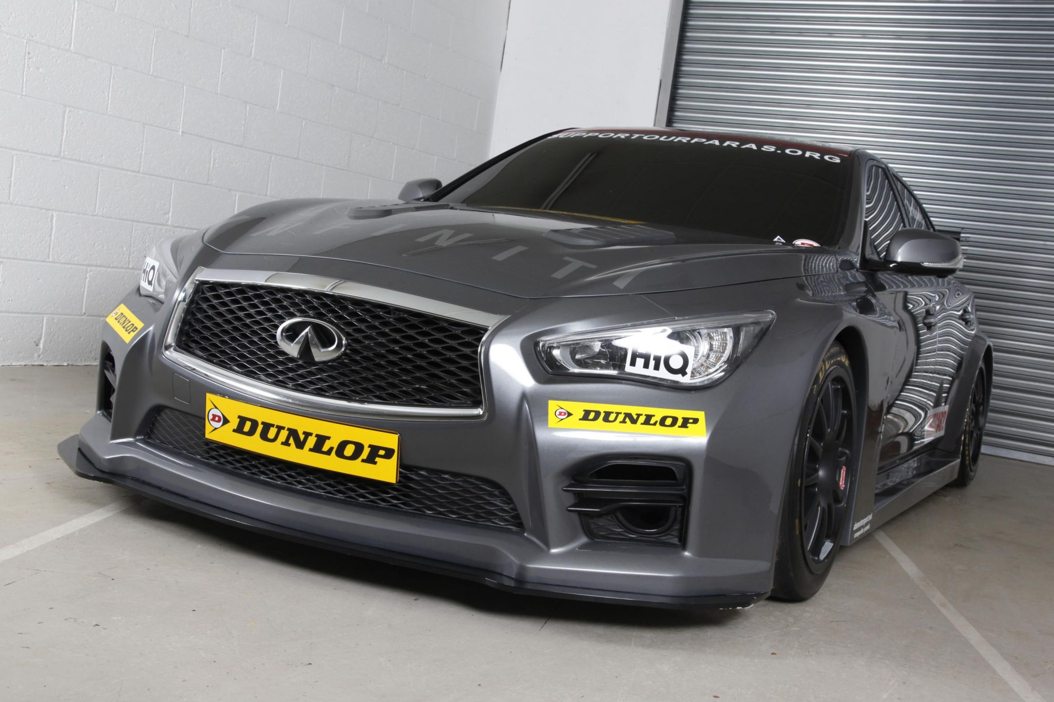 Infiniti Q50 To Race In 2015 British Touring Car Championship Forcegt Com