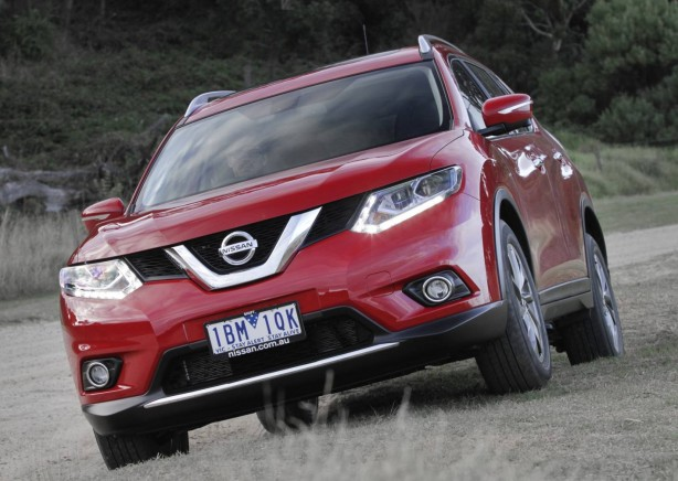 Nissan Cars - News: X-Trail Turbo Diesel on sale from $35,380