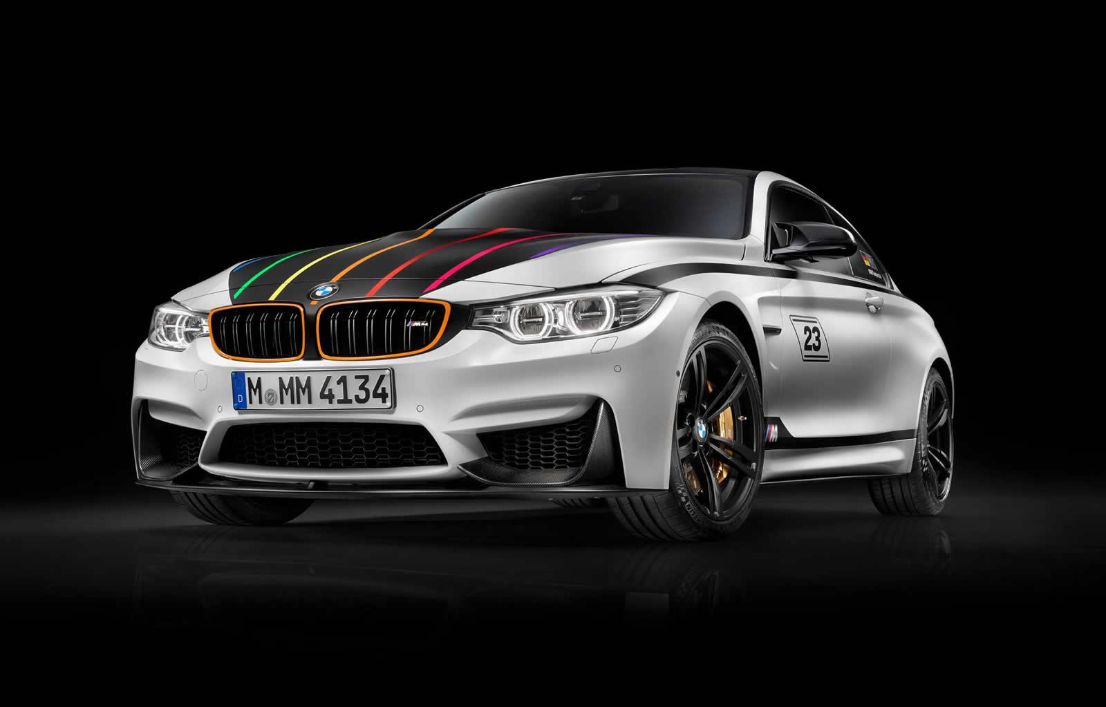 Bmw Cars News M4 Dtm Champion Edition Unveiled