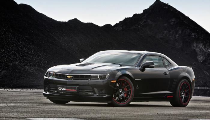 Chevrolet Camaro Ss Supercharged By Gme Forcegt Com