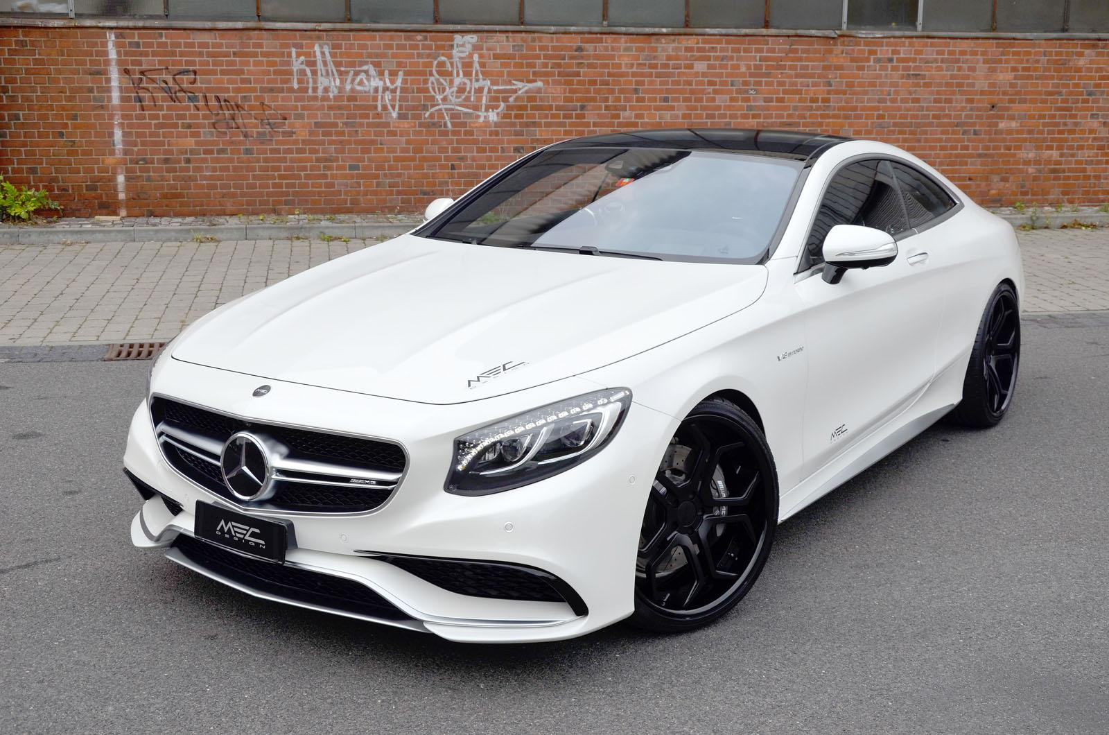 Mec design sharpens mercedes s 63 amg coupe for Mercedes benz s 63 amg