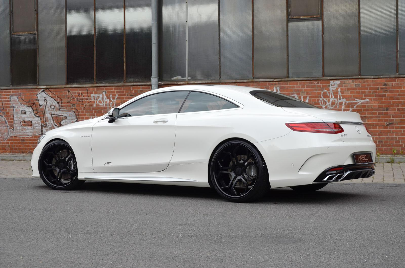 mec design sharpens mercedes s 63 amg coupe. Black Bedroom Furniture Sets. Home Design Ideas