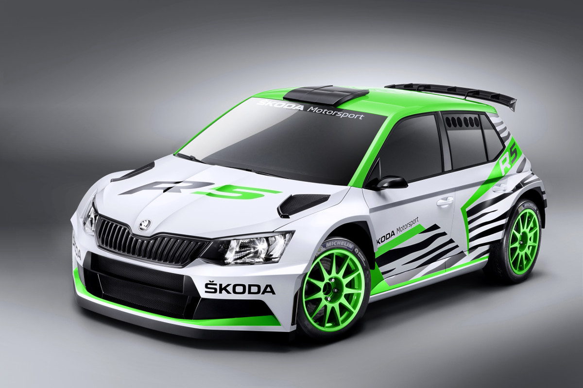 ŠKODA will be treating visitors to this year's Essen Motor Show in ...