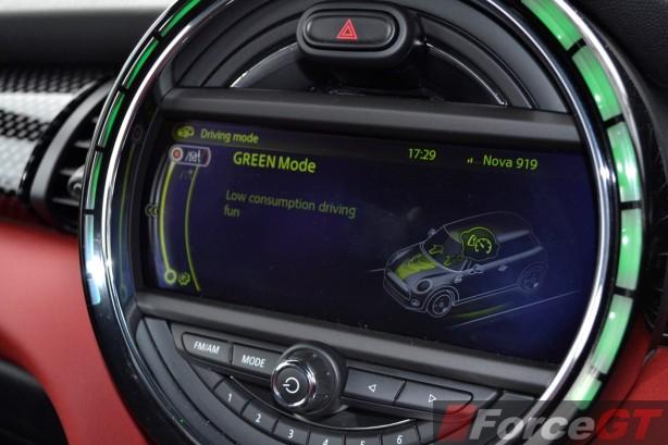 2014 MINI Cooper S Green Mode