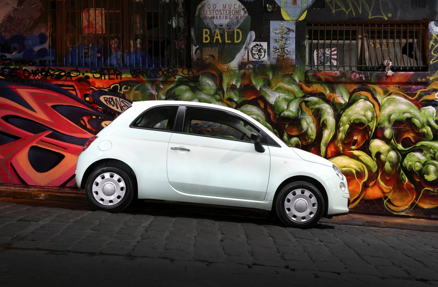 Fiat 500 Dimensions >> Fiat 500 Review: 2014 Fiat 500 Pop
