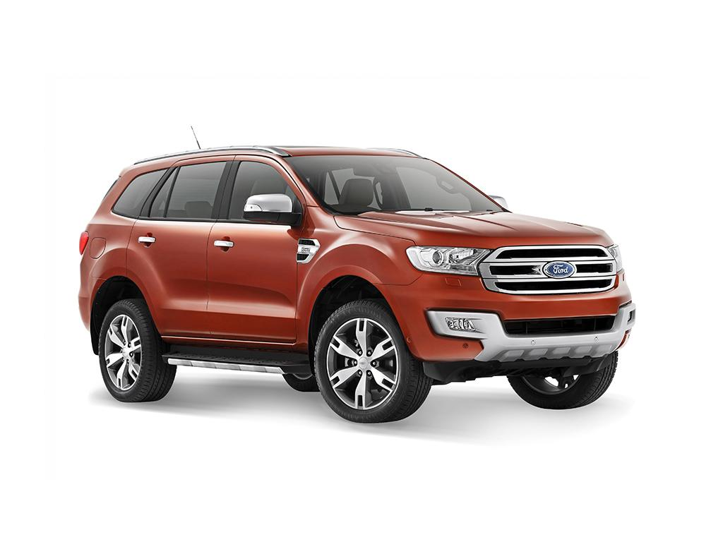 Full specification and pricing of the all-new 2015 Ford Everest will