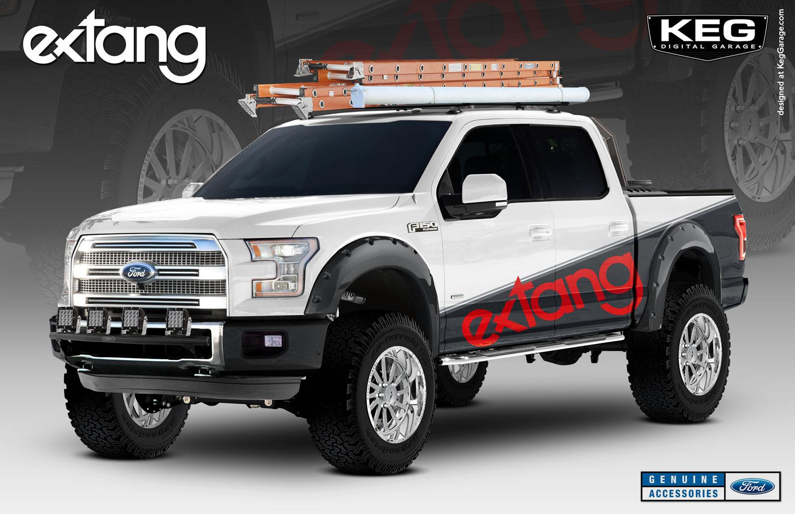 EXTANG Ford F 150