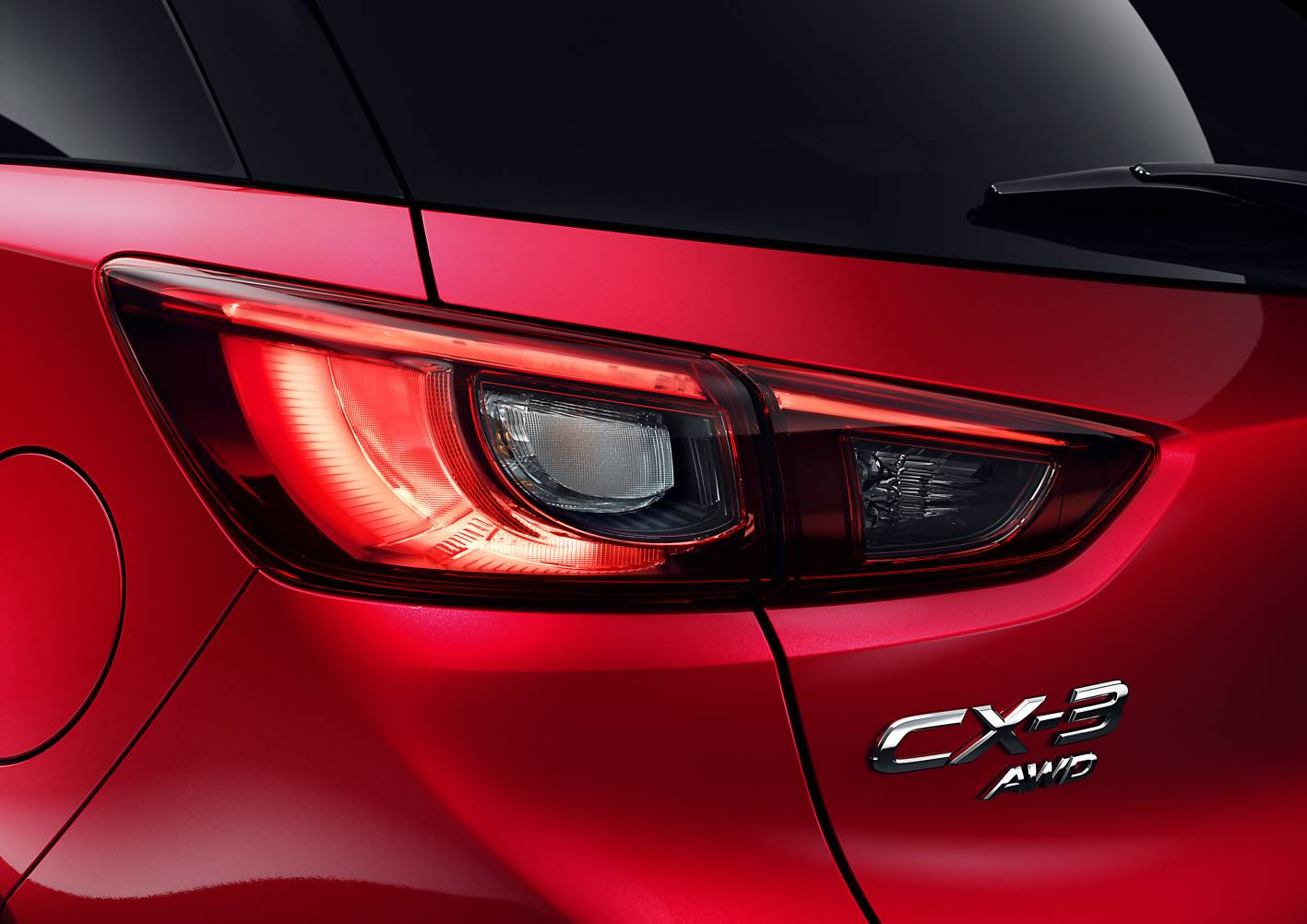 Mazda Cars - News: Mazda CX-3 leaked ahead of LA Show debut