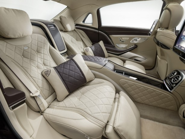 Mercedes-Maybach S 600 (X 222) 2014