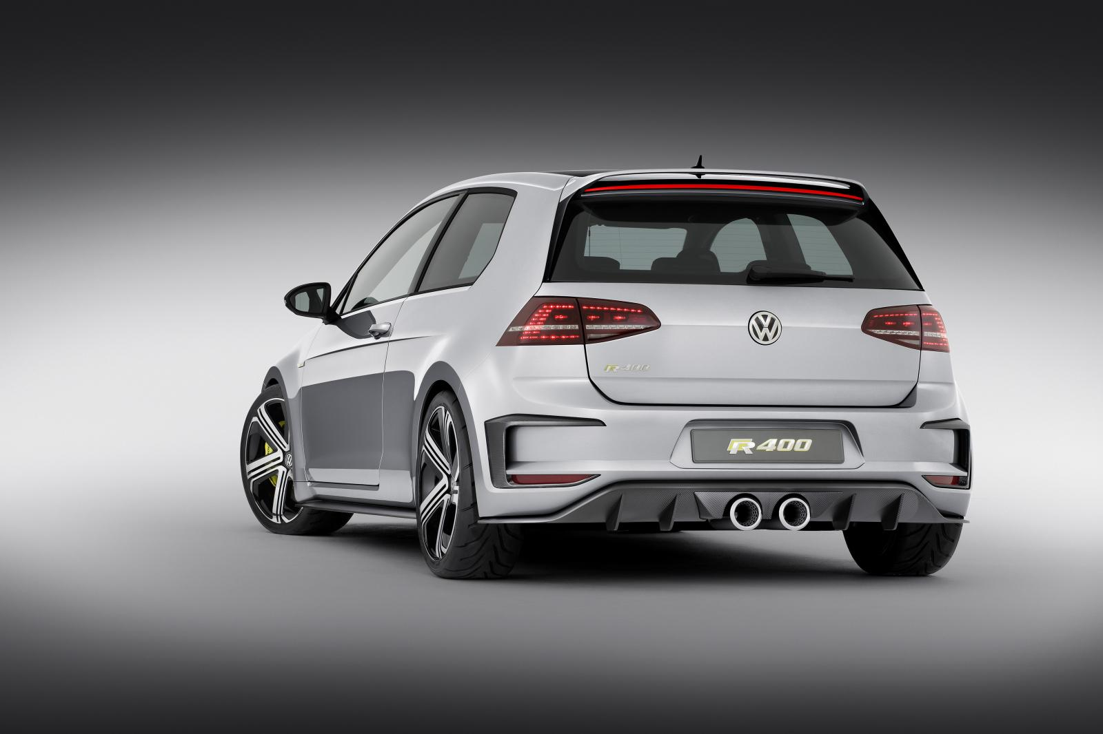 volkswagen cars news golf r400 confirmed for production. Black Bedroom Furniture Sets. Home Design Ideas