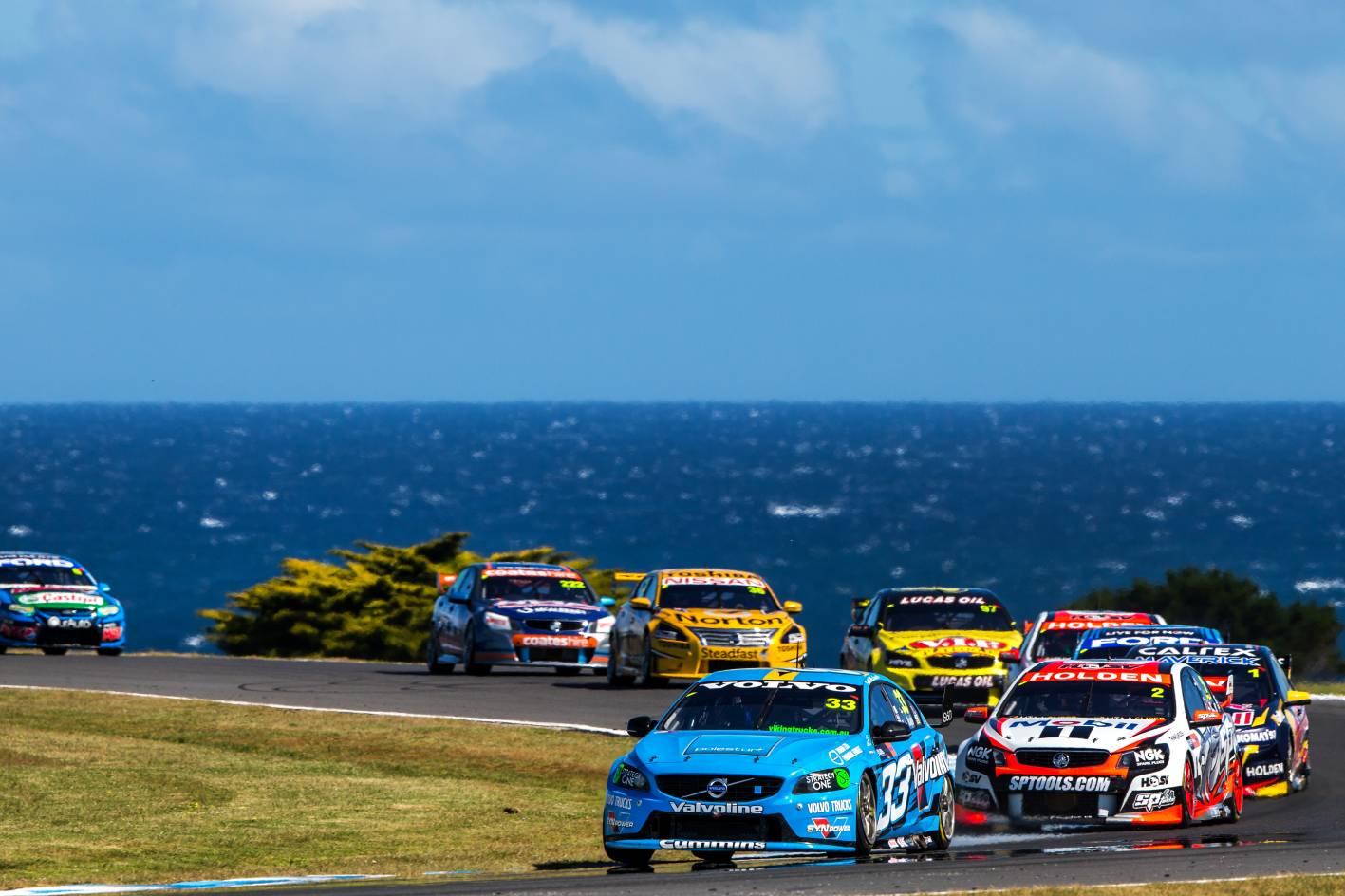 Volkswagen Race Track Phillip Island