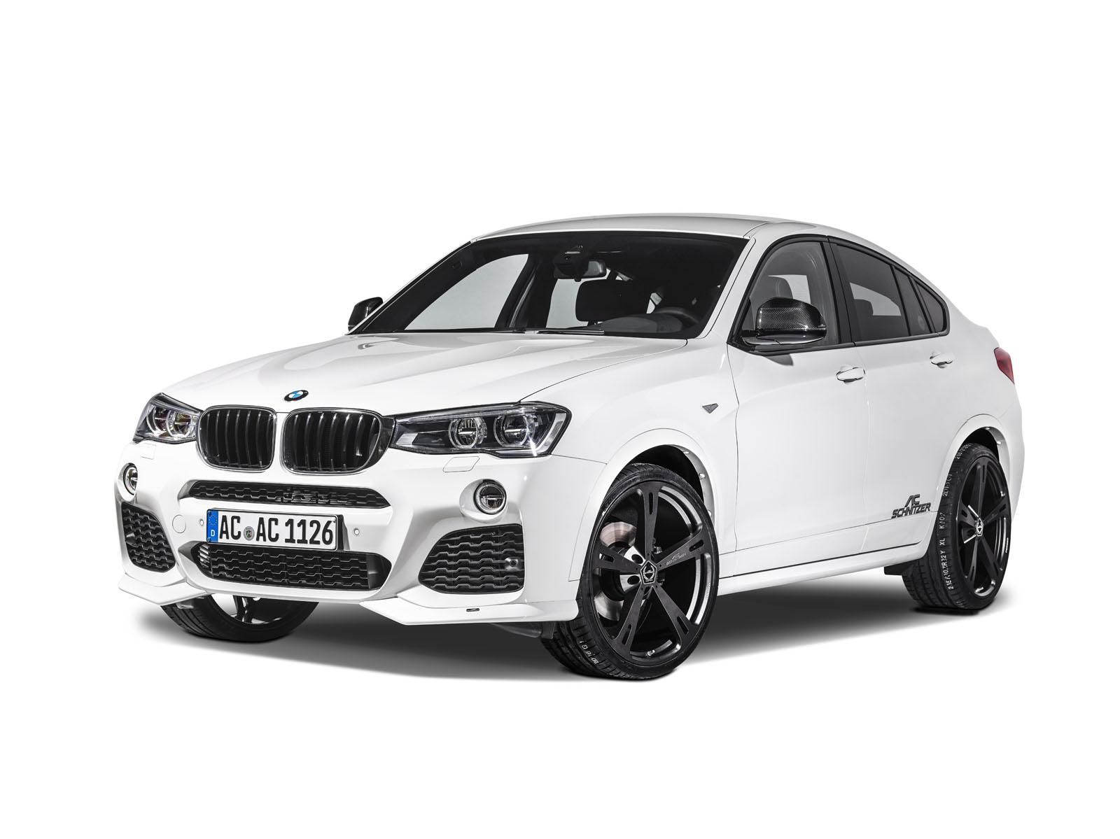 bmw tuning ac schnitzer tweaks bmw x4. Black Bedroom Furniture Sets. Home Design Ideas