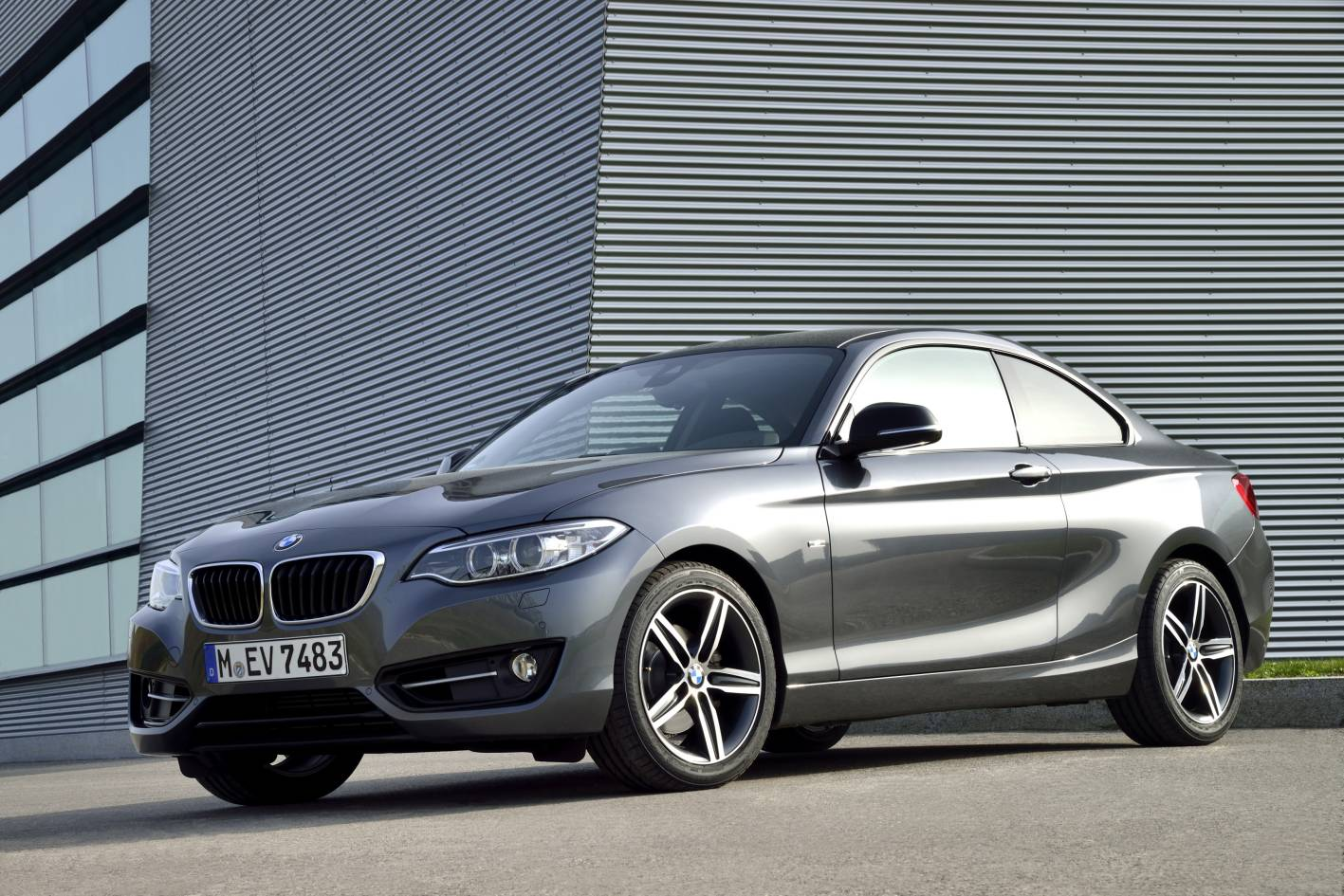 Bmw Cars News 228i Coupe Joins 2 Series Coupe Range