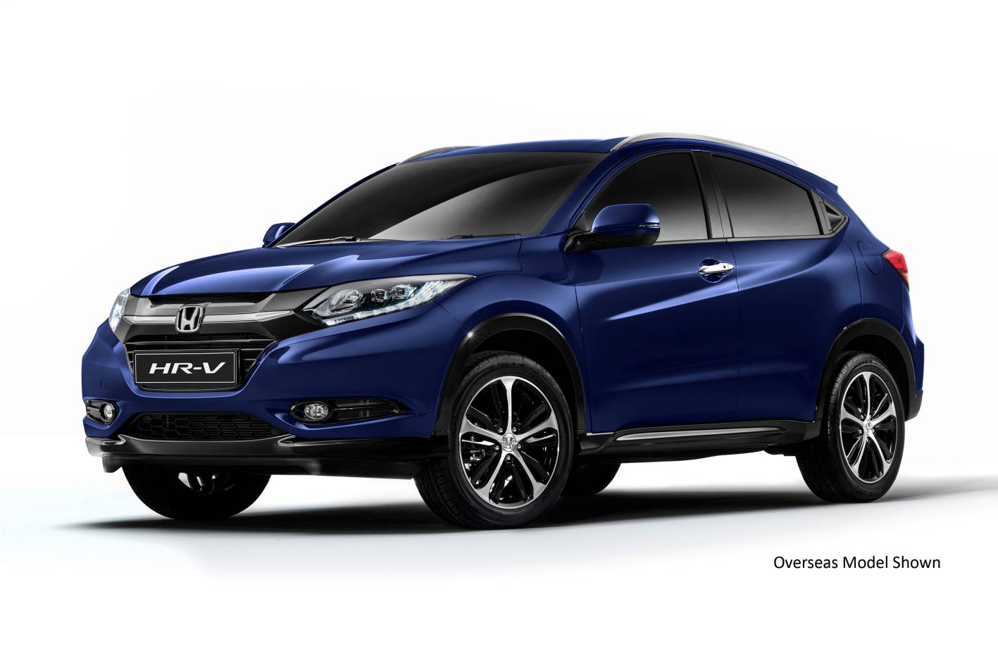 honda hr v compact crossover arriving february 2015. Black Bedroom Furniture Sets. Home Design Ideas