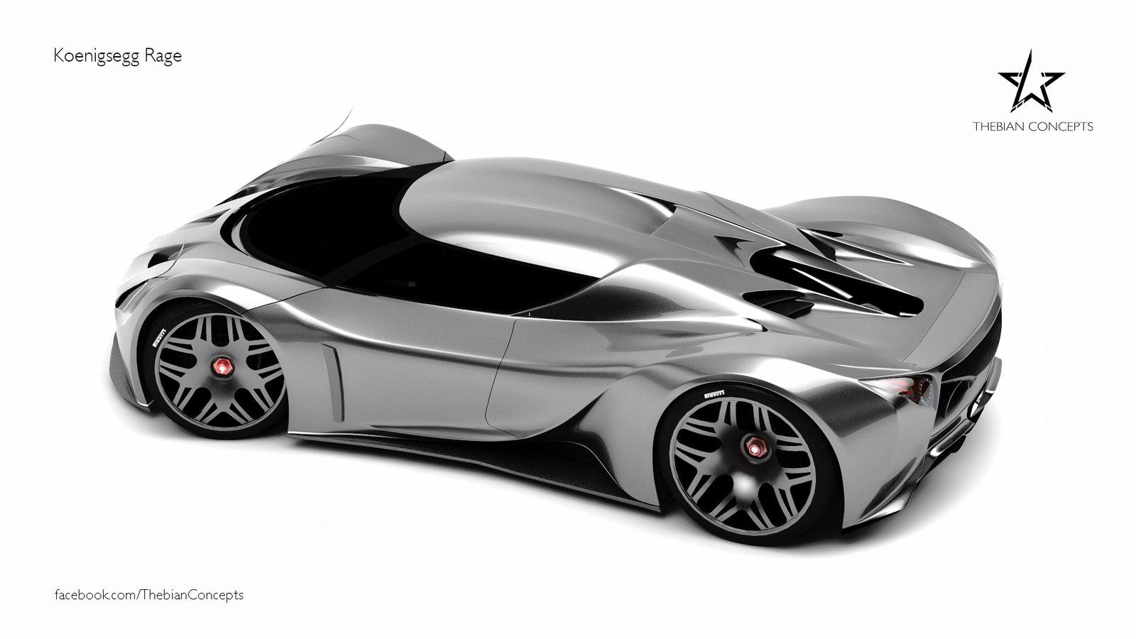New Baby Koenigsegg Supercar Gets Rendered Forcegt Com