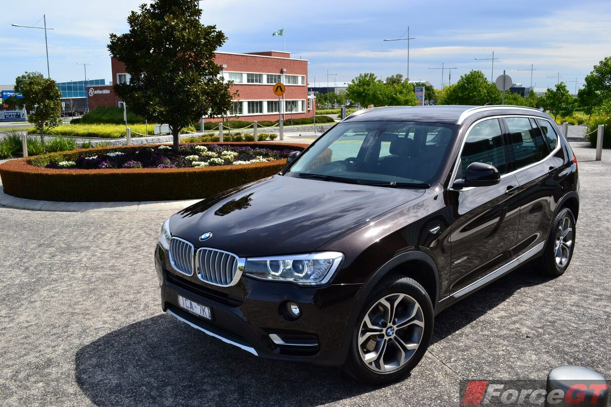 Bmw X3 Review 2014 Bmw X3 Lci