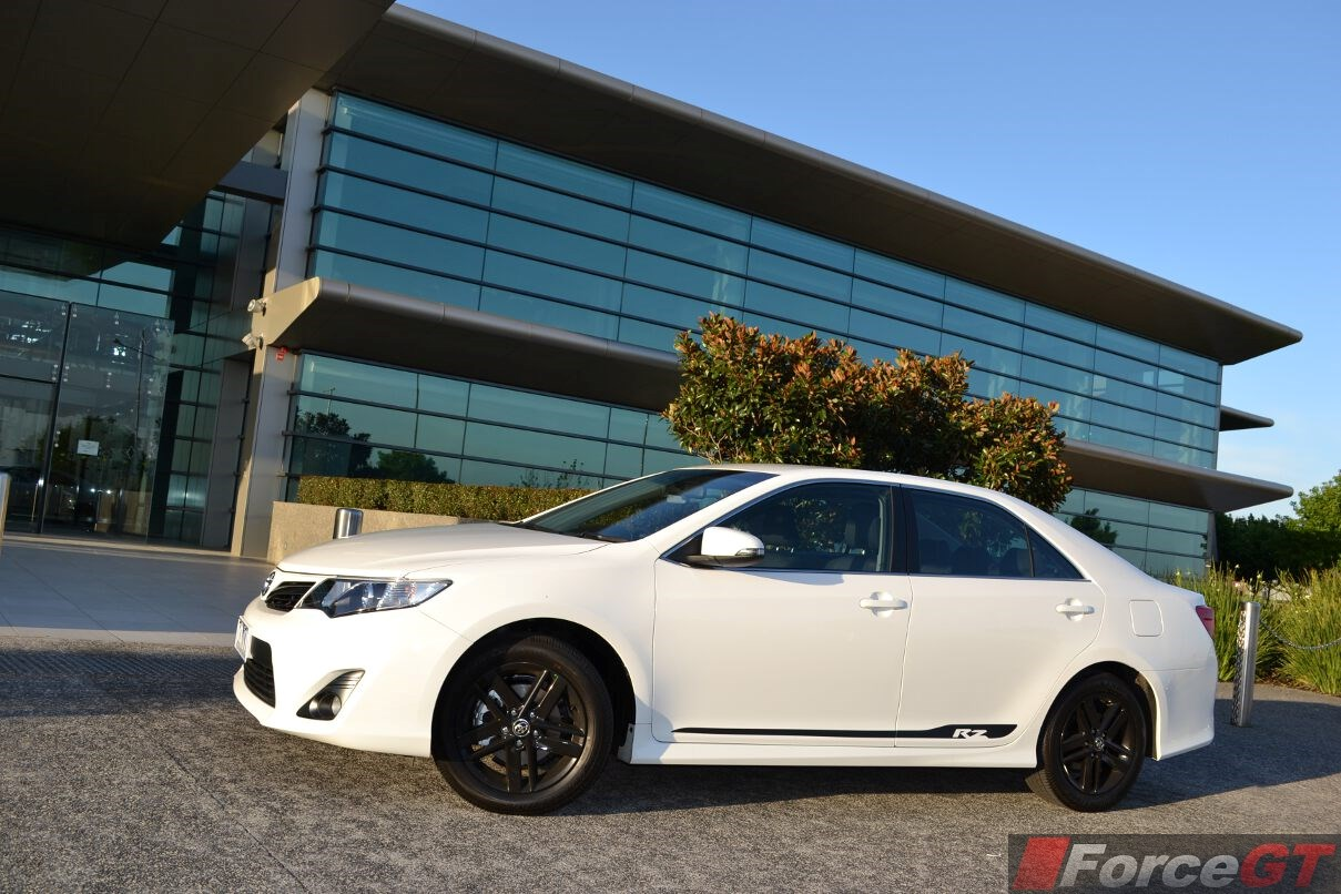 Toyota Camry Review 2014 Camry Rz