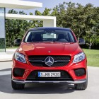 Mercedes-Benz GLE 450 AMG front