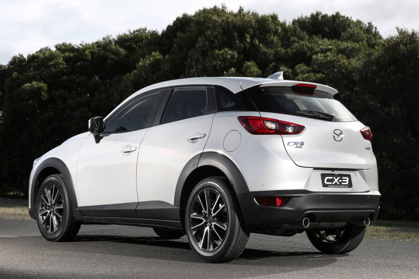 mazda cars news all new cx 3 technical details announced. Black Bedroom Furniture Sets. Home Design Ideas