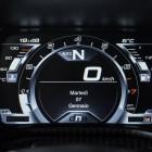 2015 Alfa Romeo 4C Spider digital instruments