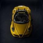 2015 Alfa Romeo 4C Spider top