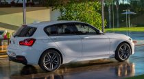 2015 BMW 1 Series rear quarter