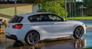 2015 BMW 1 Series rear quarter