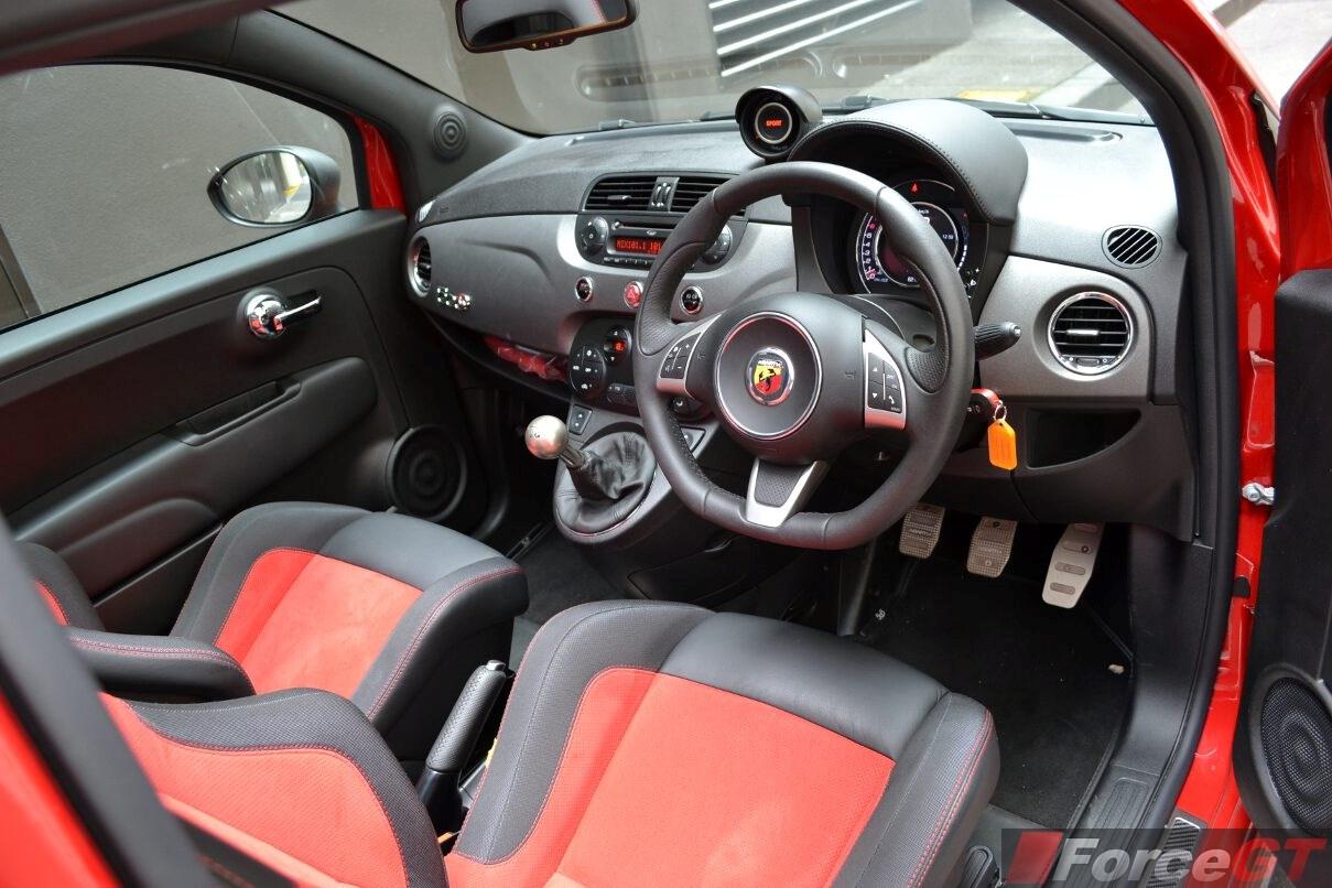 Abarth 595 Review 2015 Abarth 595 Competizione Convertible