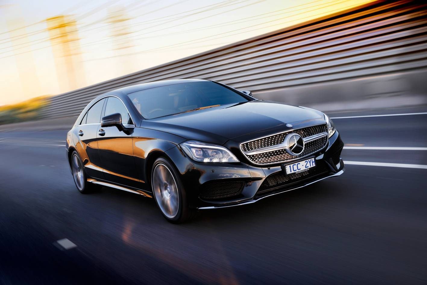 mercedes benz revises cls coupe and cls shooting brake for. Black Bedroom Furniture Sets. Home Design Ideas