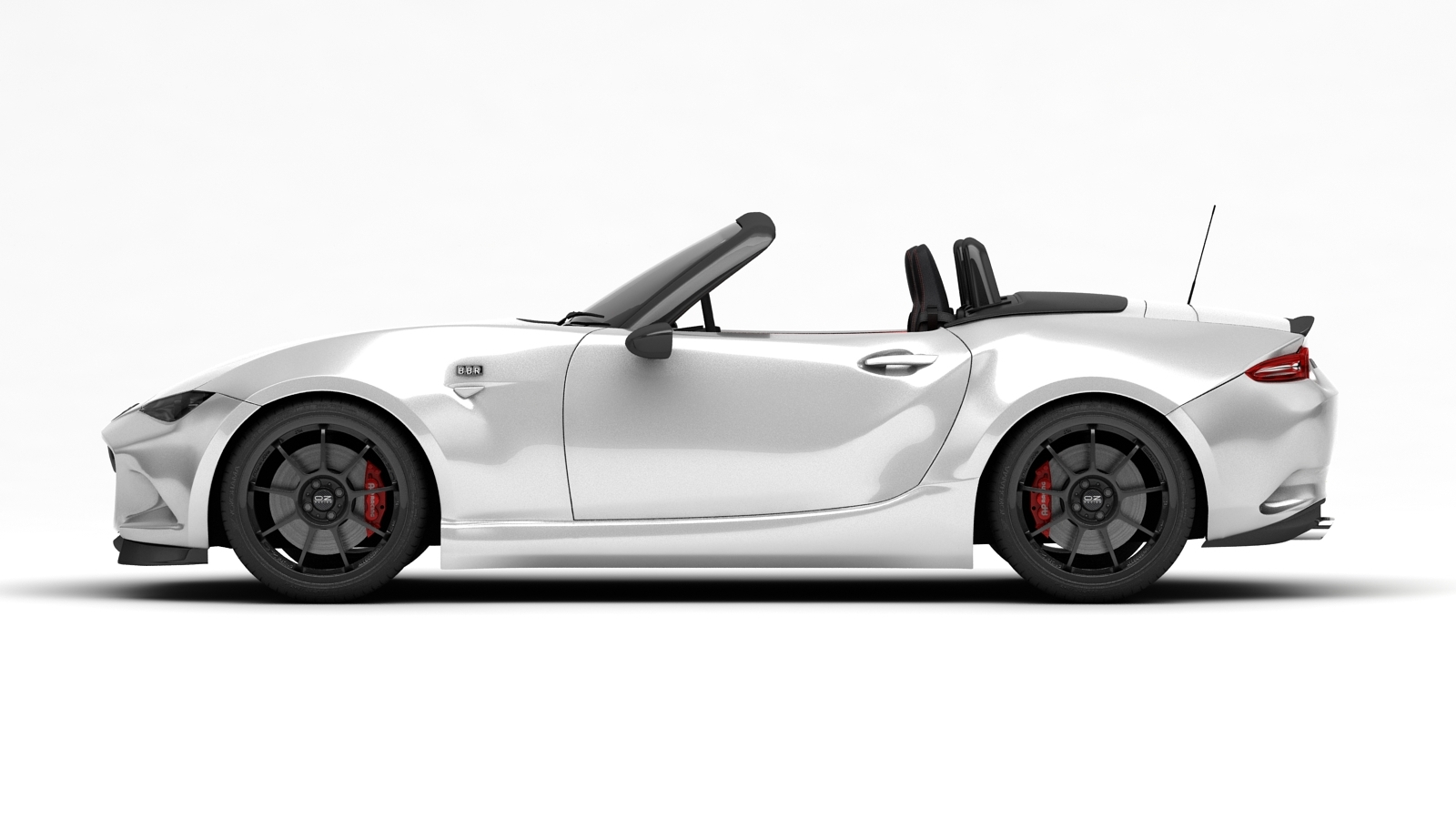 mazda tuning bbr teases styling package for new mazda mx 5. Black Bedroom Furniture Sets. Home Design Ideas
