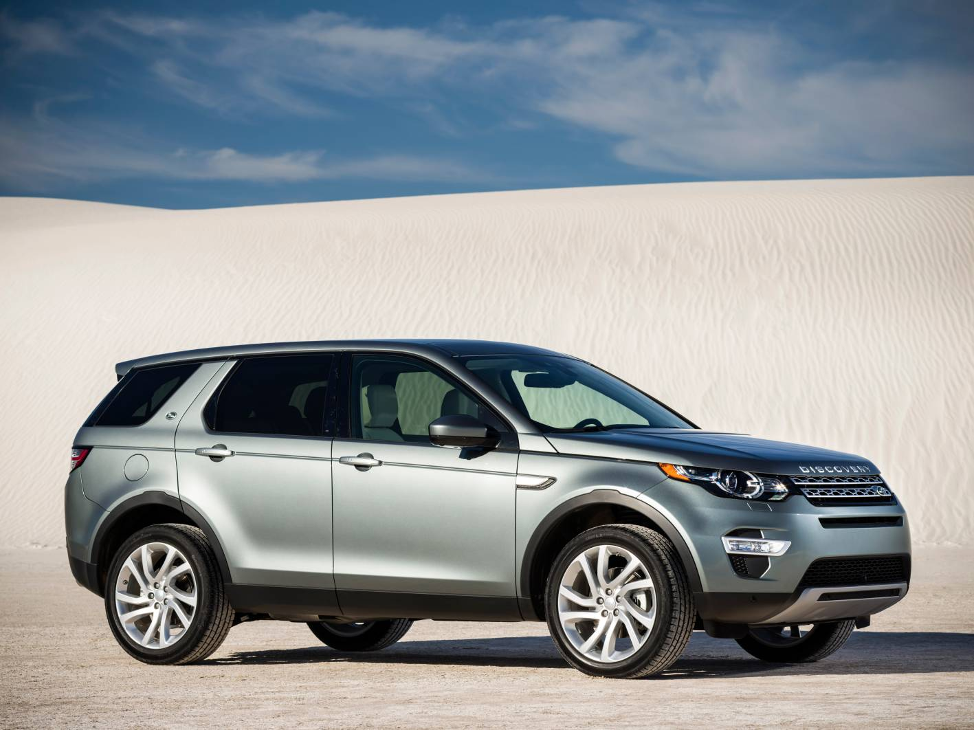 2015 land rover discovery sport pricing announced. Black Bedroom Furniture Sets. Home Design Ideas