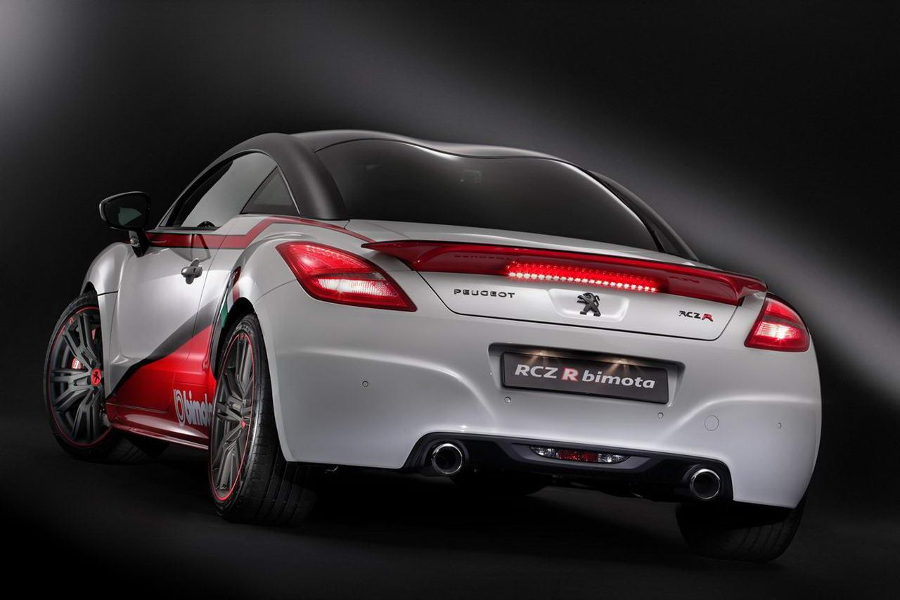 peugeot rcz r bimota special edition unveiled. Black Bedroom Furniture Sets. Home Design Ideas