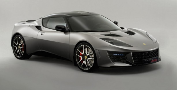 2015 Lotus Evora 400 - main