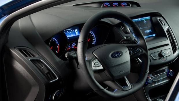2015 Ford Focus Rs Interior