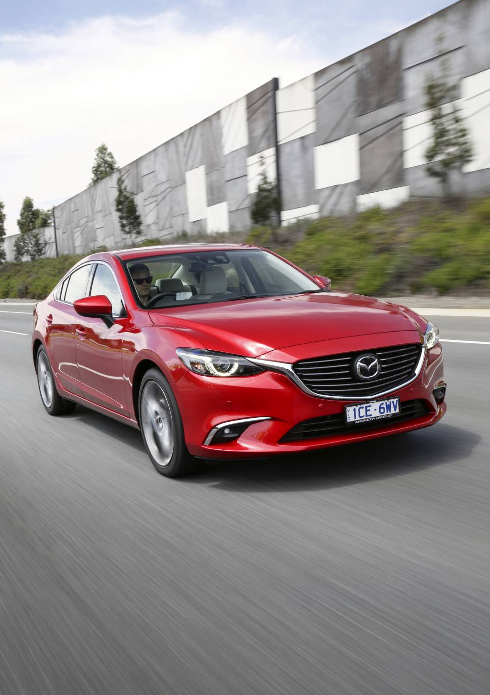 mazda cars news price drop for 2015 mazda6 facelift. Black Bedroom Furniture Sets. Home Design Ideas