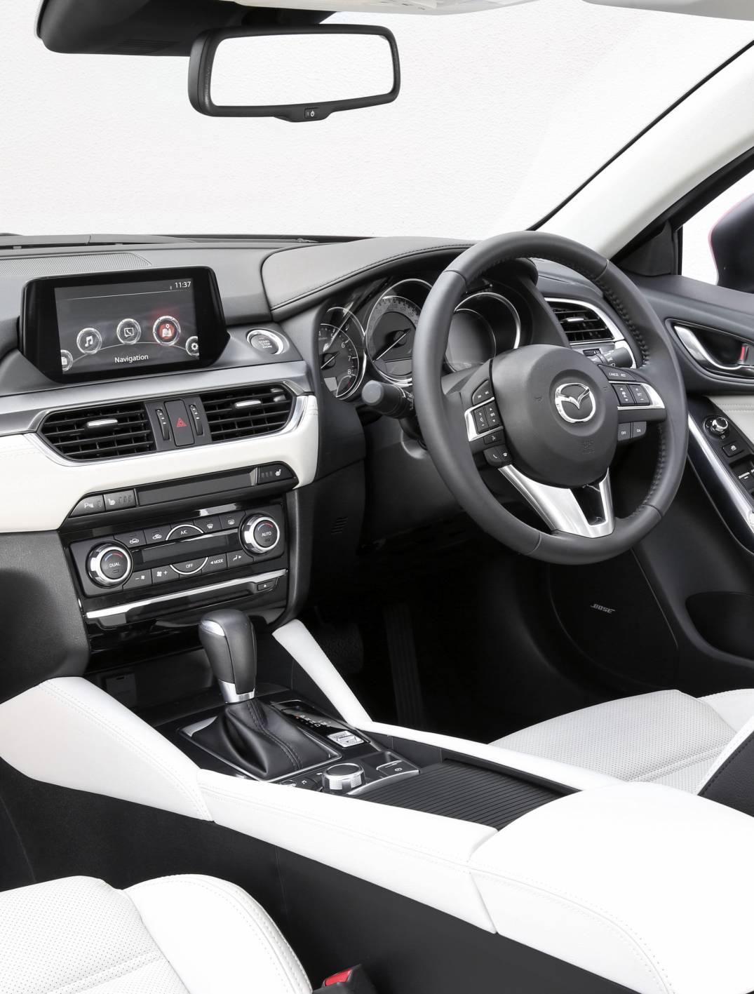 Mazda Cars News Price Drop For 2015 Mazda6 Facelift