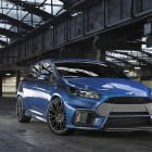 2016 Ford Focus RS front-1