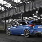 2016 Ford Focus RS rear quarter